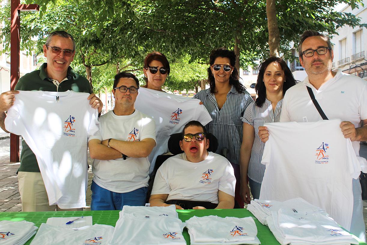 Comienza La Venta De Camisetas Conmemorativas Del 75 Aniversario De Las Fiestas