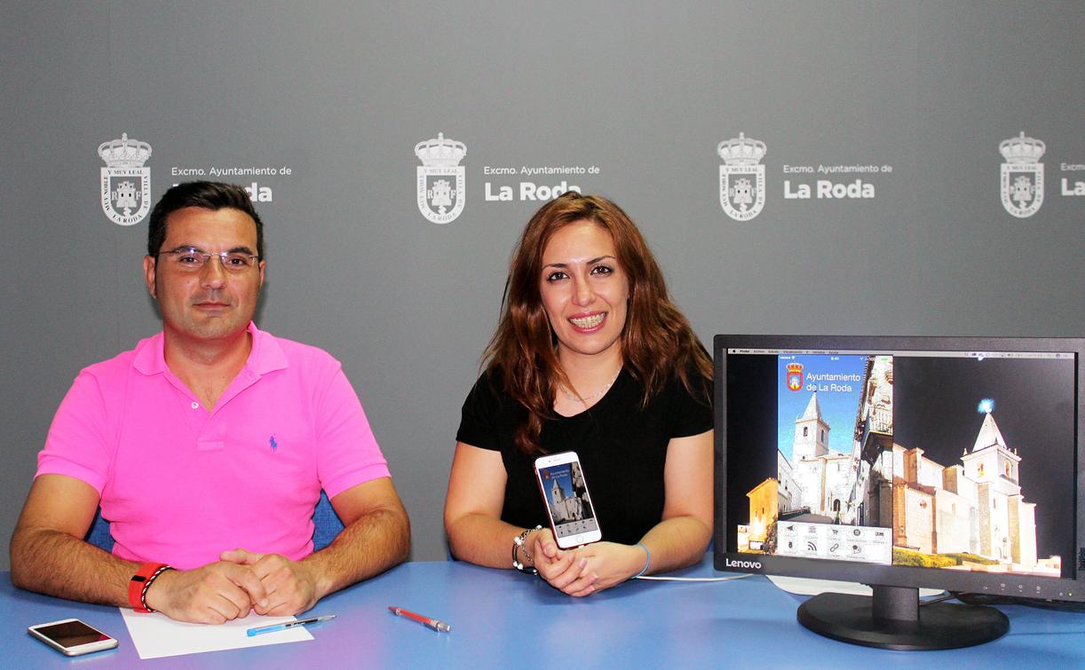 El Ayuntamiento De La Roda Presenta Su Aplicación Para Móvil