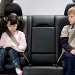 Campaña Para El Uso De Cinturón De Seguridad Y Sistemas De Retención Infantil