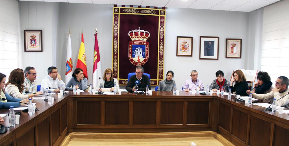 Se Solicitará La Inclusión De La Roda En La Red Internacional De Ciudades Cervantinas