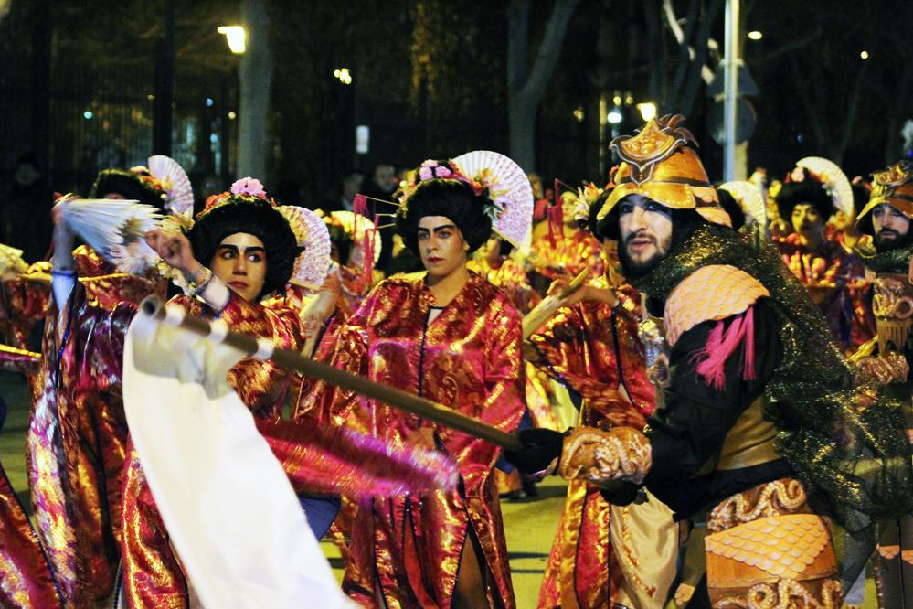 Los Trapisondas, Primer Premio Del Carnaval 2018