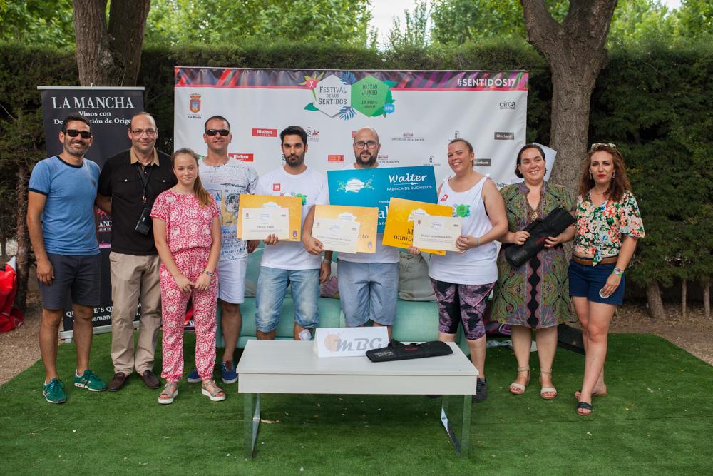 Premiados Feria De Tapas 2017