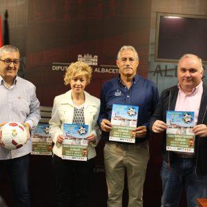 Este Sábado La Roda Celebra Su Torneo Nacional Diputación F-8