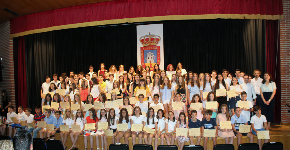 Gala Del Estudio 2018pñ