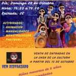 Fiesta Infantil De Halloween En La Caja Blanca
