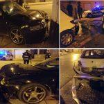 Dos Accidentes De Tráfico En El Que Ambos Conductores Dieron Positivo