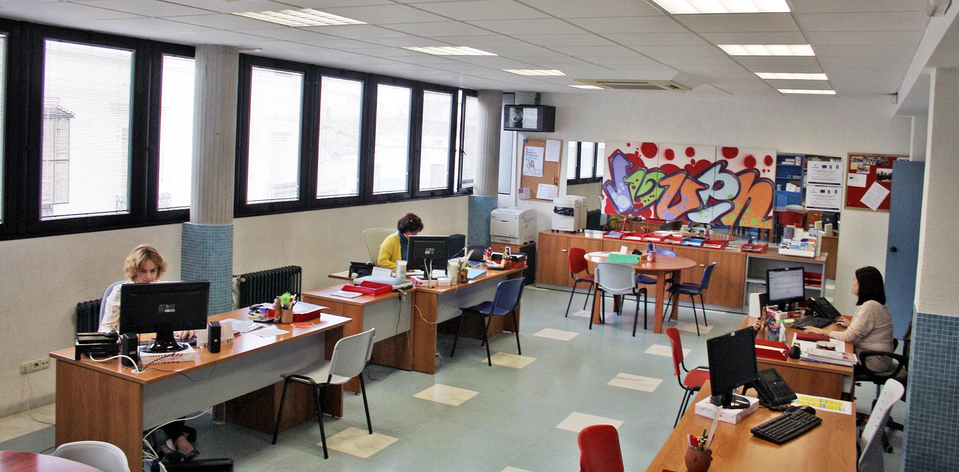 Centro Joven – Instalaciones