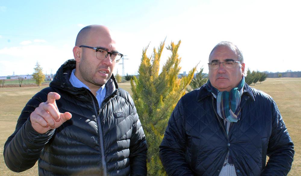 El Ayuntamiento Ha Presentado Alegaciones Al Procedimiento Sancionador De La JCCM En La Cancha De Prácticas De Golf