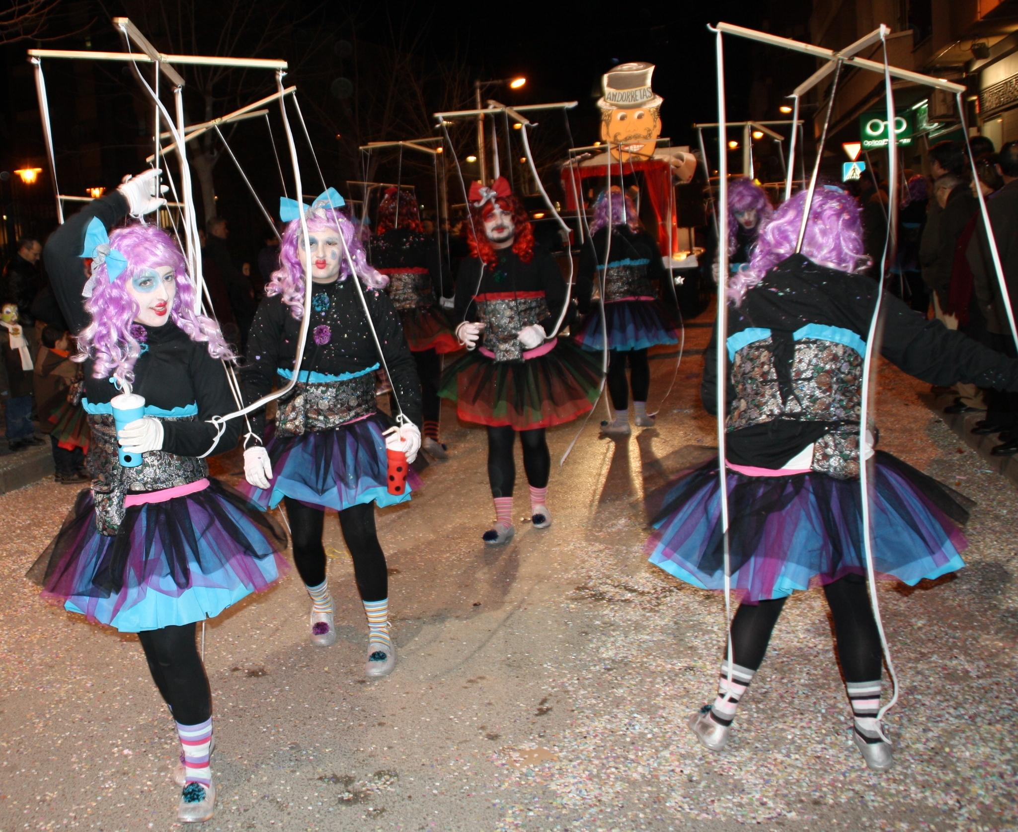 Este Viernes, Pregón Del Carnaval Rodense A Cargo De Los Andorretas