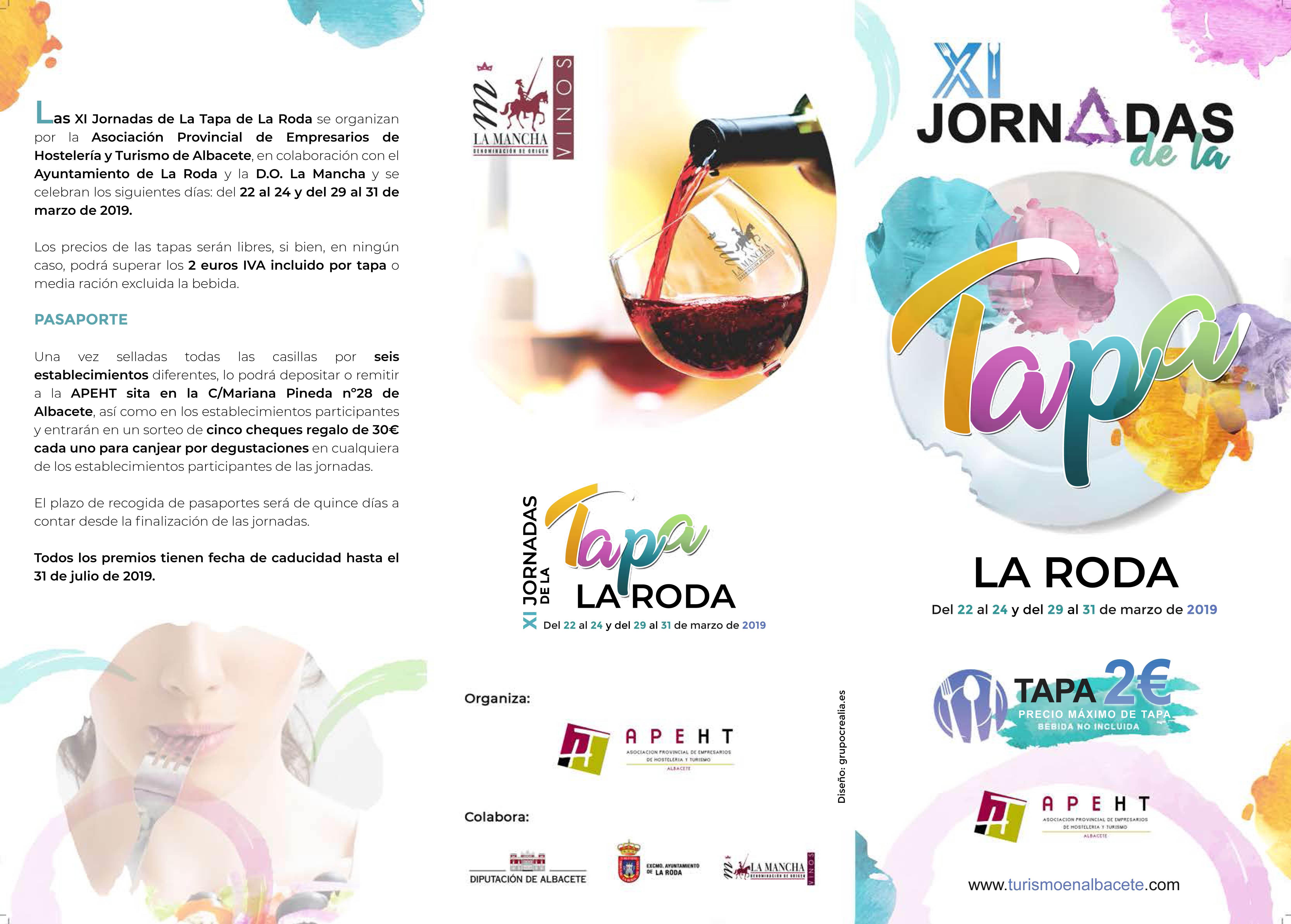 MONTAJE FRONTAL TAPA LA RODA 2019 (calidad Baja)
