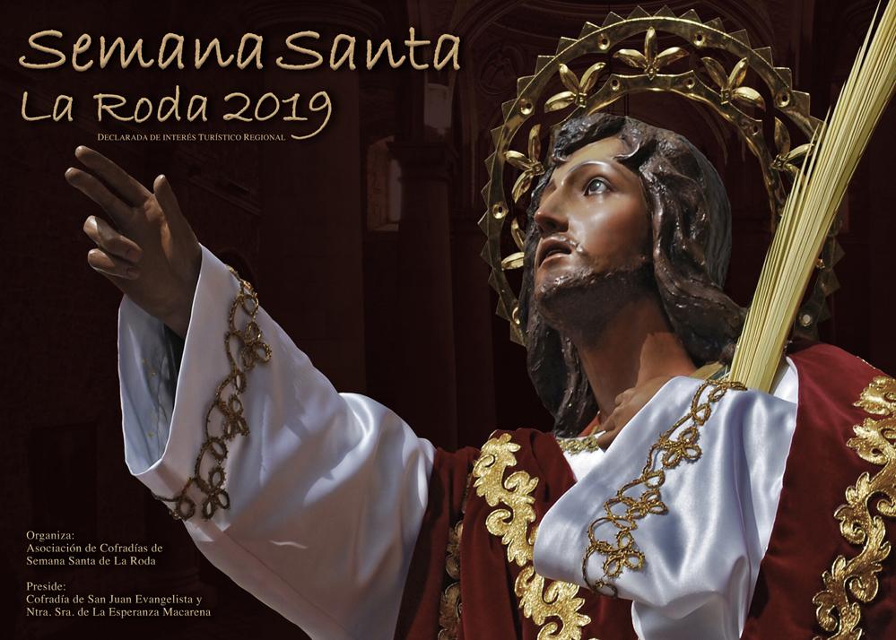 CARTEL SEMANA SANTS 2019ñ