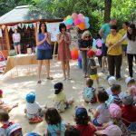 Apertura Del Quiosco De Lectura Del Parque Adolfo Suárez