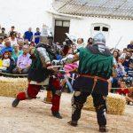 La Roda Acoge Este Viernes Una Exhibición  De Combate Medieval