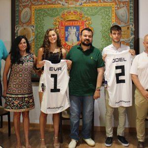 Eva Casas Y Joel Calero, Reconocimiento A Su Proyección Deportiva