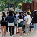 """Visitas Guiadas De La Exposición Escultórica """"Arte En La Calle"""" Para Escolares"""
