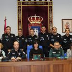 Reconocimiento A La Policía Local De La Roda