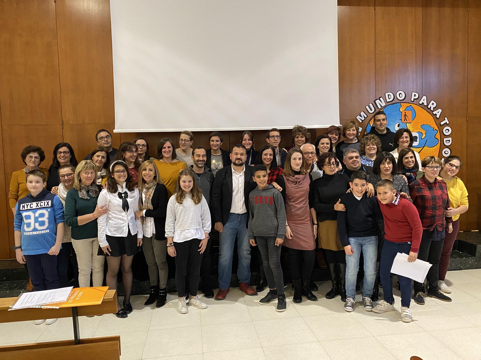 Juan Ramón Amores Anuncia 10.000 Euros Para El Observatorio De La Discapacidad
