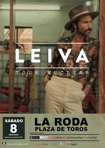 Leiva Incluye La Roda En Su Gira 2020