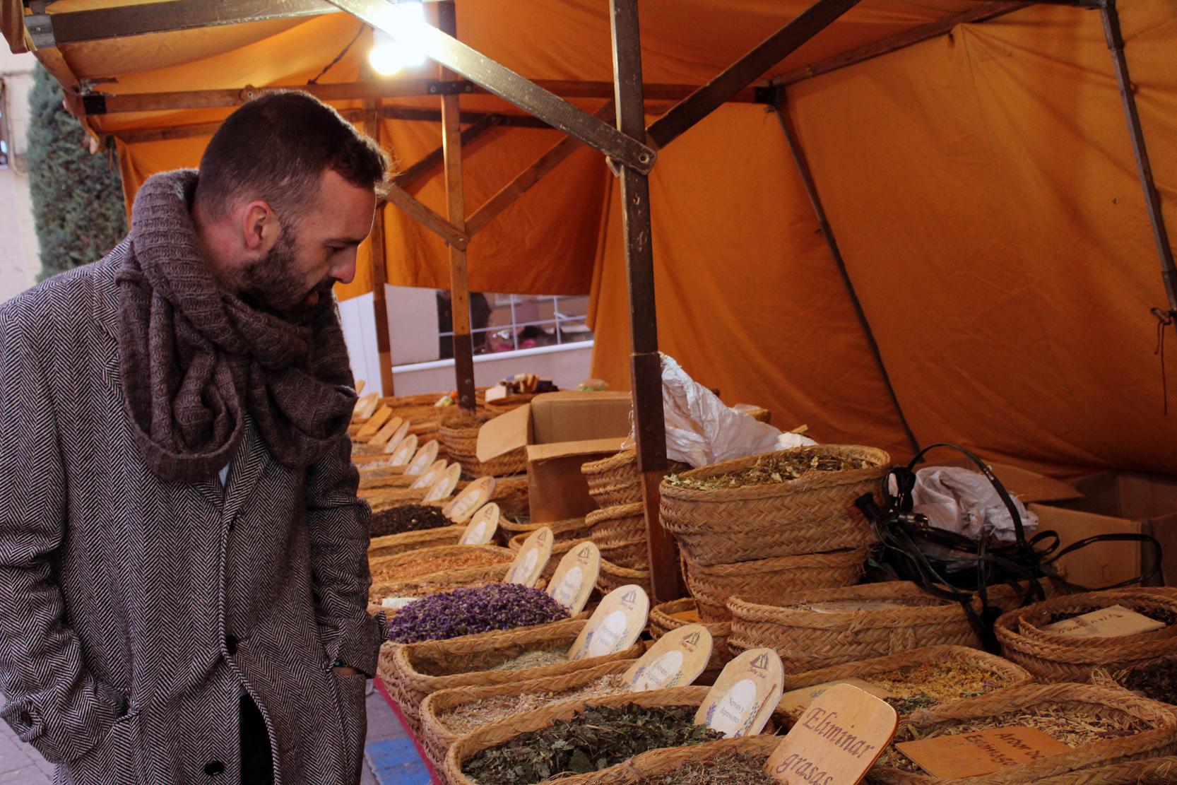 La Plaza Mayor Acoge Esta Semana Un Mercado Navideño