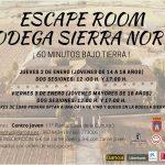 Juventud Propone Un Escape Room Esta Navidad