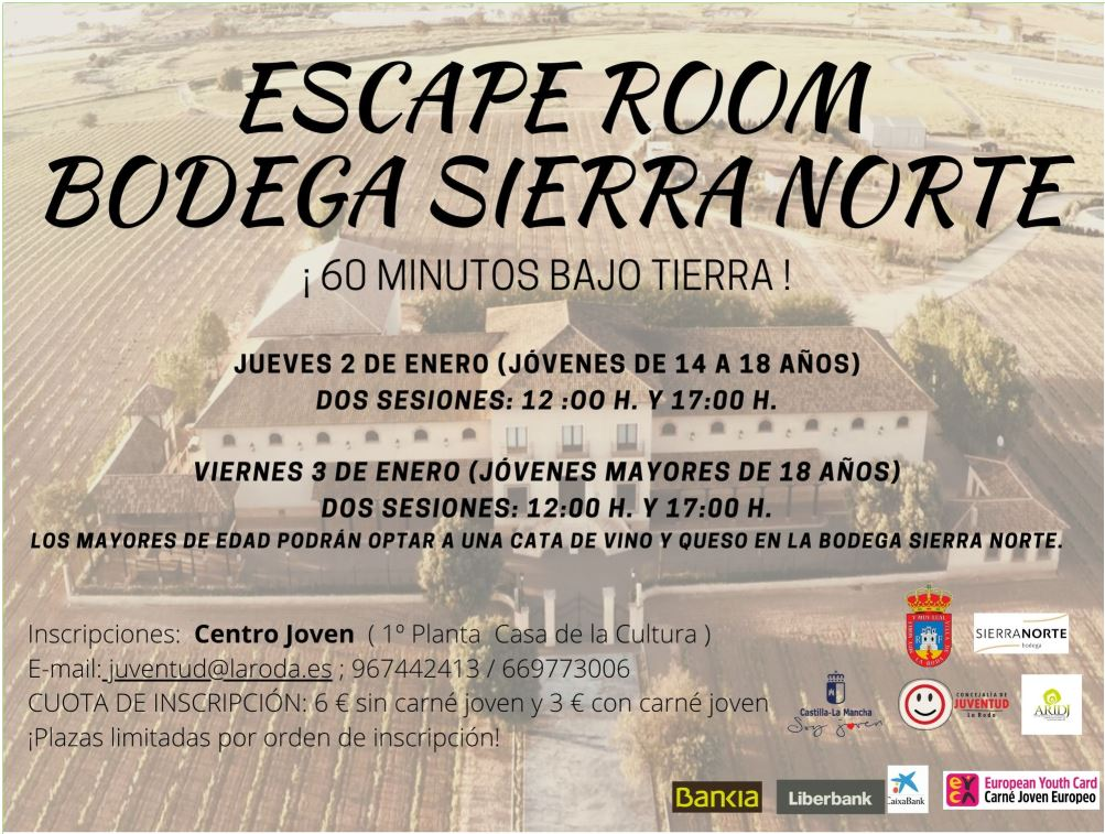 Escape Room Bodega