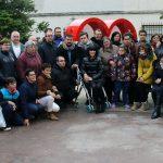 Juan Ramón Amores Presenta Los Tres Primeros 'corazones Solidarios' De La Roda