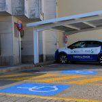 El Centro De Salud Contará Con Otra Plaza De Movilidad Reducida Y Una Marquesina Para Los Vehículos Sanitarios