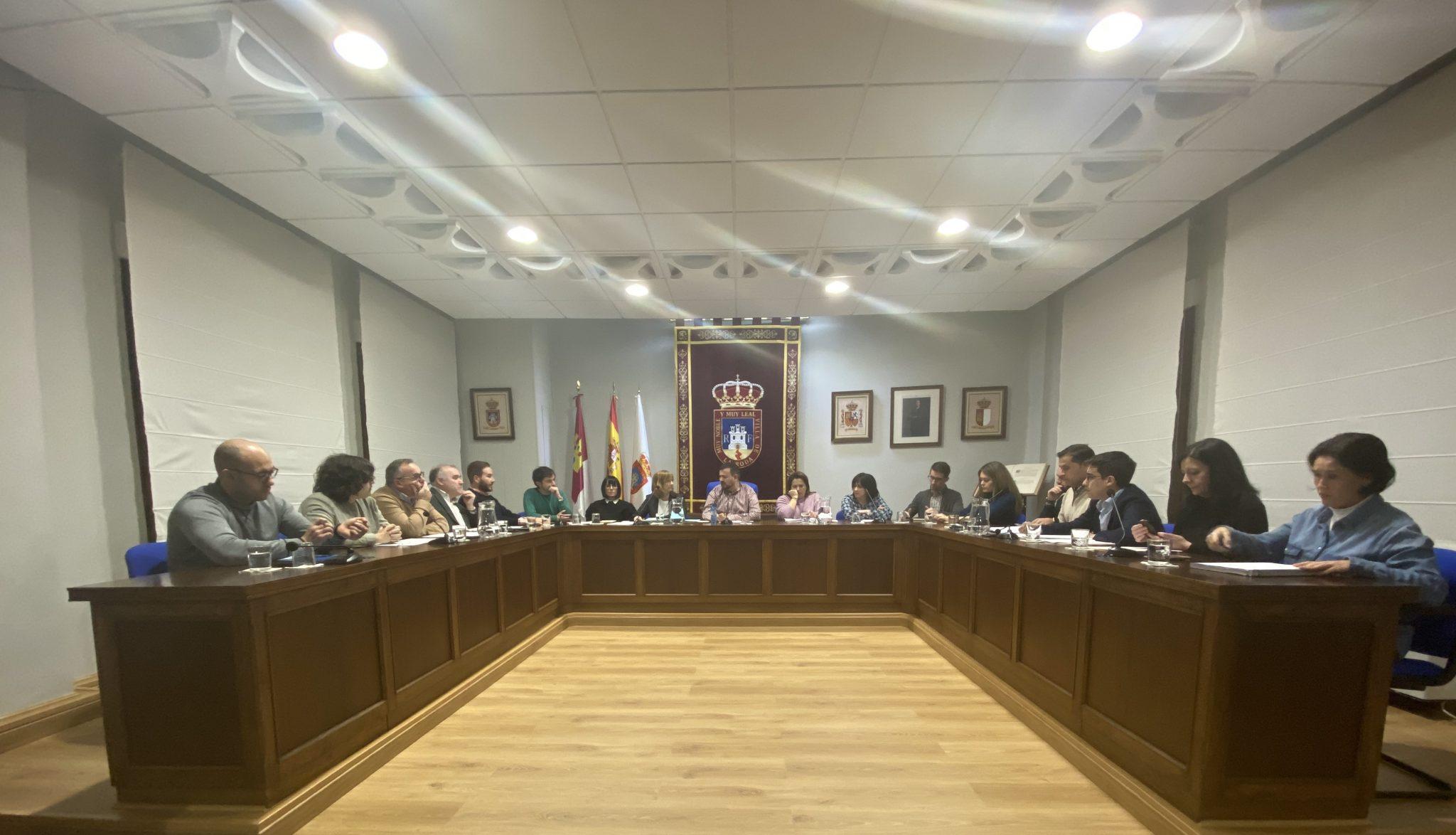 El Pleno Aprueba Renombrar El Colegio Público José Antonio Sin Votos En Contra