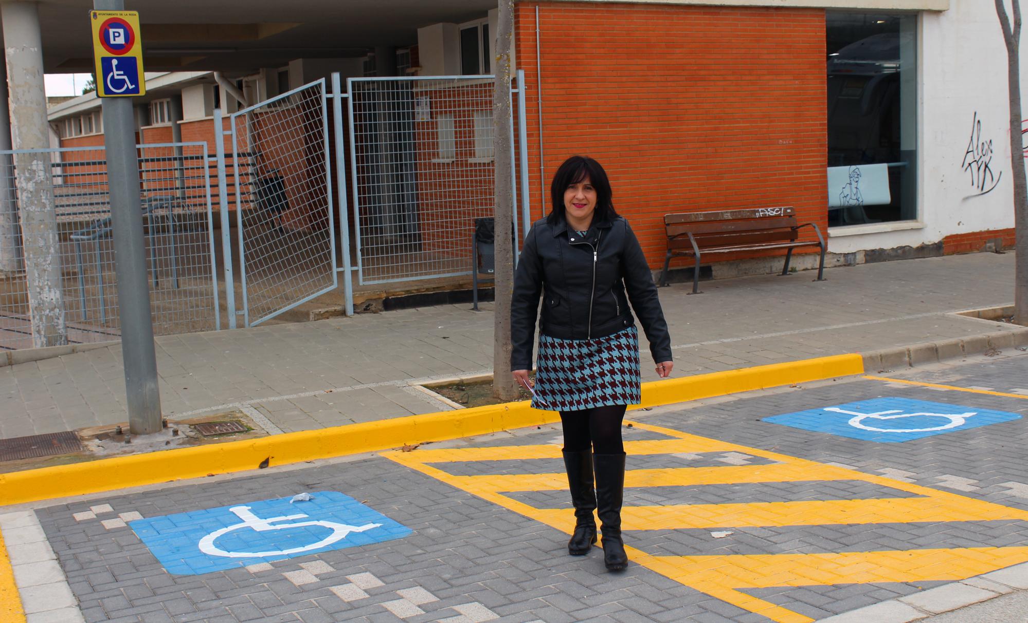 Se Duplicarán Las Plazas De Aparcamiento Para Personas Con Movilidad Reducida