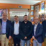 Juan Ramón Amores Clausura La Asamblea Anual De Destilerías Manchegas