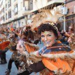 Dragones, Sombrereros Locos, Aves Exóticas… En El Inicio Del Carnaval Rodense