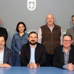 Juan Ramón Amores Estudiará Con FEDA Crear La Mesa De Empleo Y La Firma De Un Convenio
