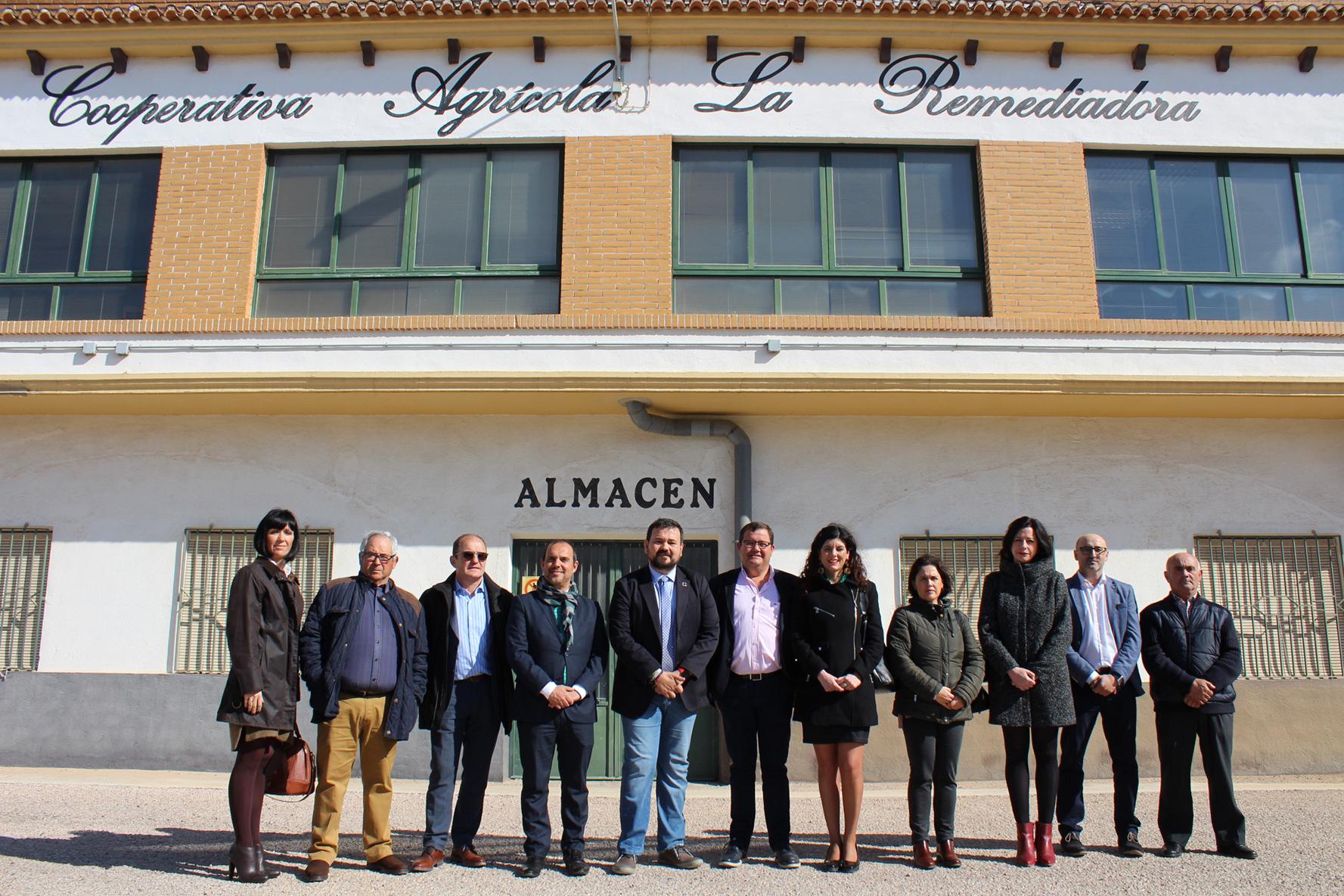 Juan Ramón Amores Recibe Al Presidente De Las Cortes De Castilla La Mancha, Pablo Bellido