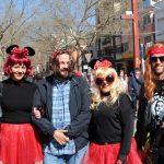 Juan Ramón Amores Participa En El Mercadillo De Carnaval