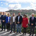 El Alcalde De La Roda, Juan Ramón Amores, Logra En Toledo La Inversión De 330.000 Euros Para Las Viviendas Sociales