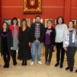 Arranca La Primera Semana De La Mujer Con La Exposición 'Mujeres, Entre Pinturas Y Esculturas'