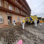 La Empresa Pública GEACAM Se Integra En El Plan Integral De Desinfección