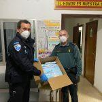 La Concejala De Seguridad Recalca La Importante Labor De La Policía Local Durante El Confinamiento