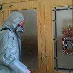 Geacam Desinfecta El Hogar Del Jubilado Y El Centro De Mayores