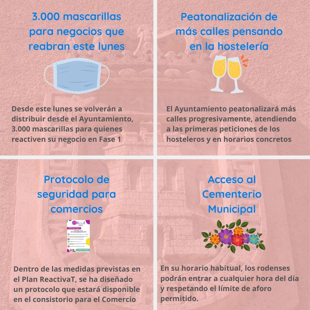 El Ayuntamiento Peatonalizará Más Calles Tras Recibir Las Solicitudes De Los Hosteleros