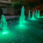 El Ayuntamiento De La Roda Ilumina De Verde El Día Mundial De La Lucha Contra La ELA