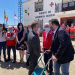 El Alcalde, Juan Ramón Amores, Felicita A Cruz Roja Y Media Luna Roja En Su Día Mundial