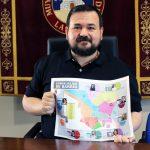 Juan Ramón Amores Presenta Las Concejalías De Barrios