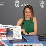 Zumba, Noche Astronómica Y Cajón Flamenco Para Todos Los Públicos