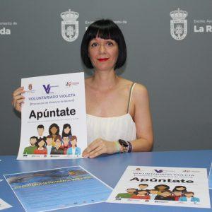 El Ayuntamiento Creará El Voluntariado Violeta