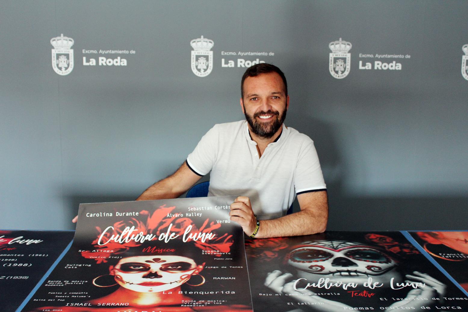 'Cultura De Luna' Ofrecerá Cerca De 40 Espectáculos De Teatro, Humor, Música Y Cine