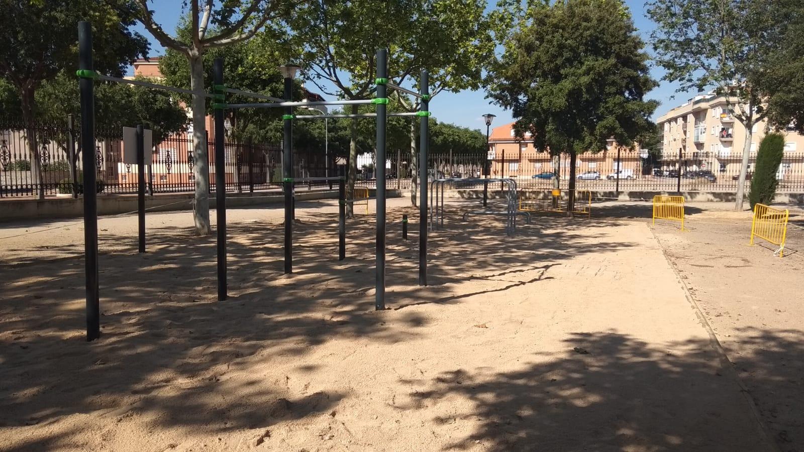 Amores Anuncia 6000 Euros Para El Consejo Juvenil Y La Ampliación Del Parque De Calistenia