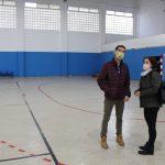 Continúan Los Trabajos De Mejora Y Arreglos En Las Instalaciones Deportivas De La Localidad