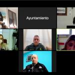 La Mesa De Coordinación Policial De Violencia De Género De La Junta Local De Seguridad De La Roda Se Reunió De Forma Telemática
