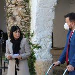 La Ministra, Carolina Darias, Visita La Roda